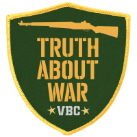truth about war logo patch